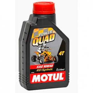 Масло Motul Power Quad